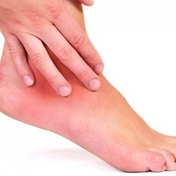 acupressure points ankle pain